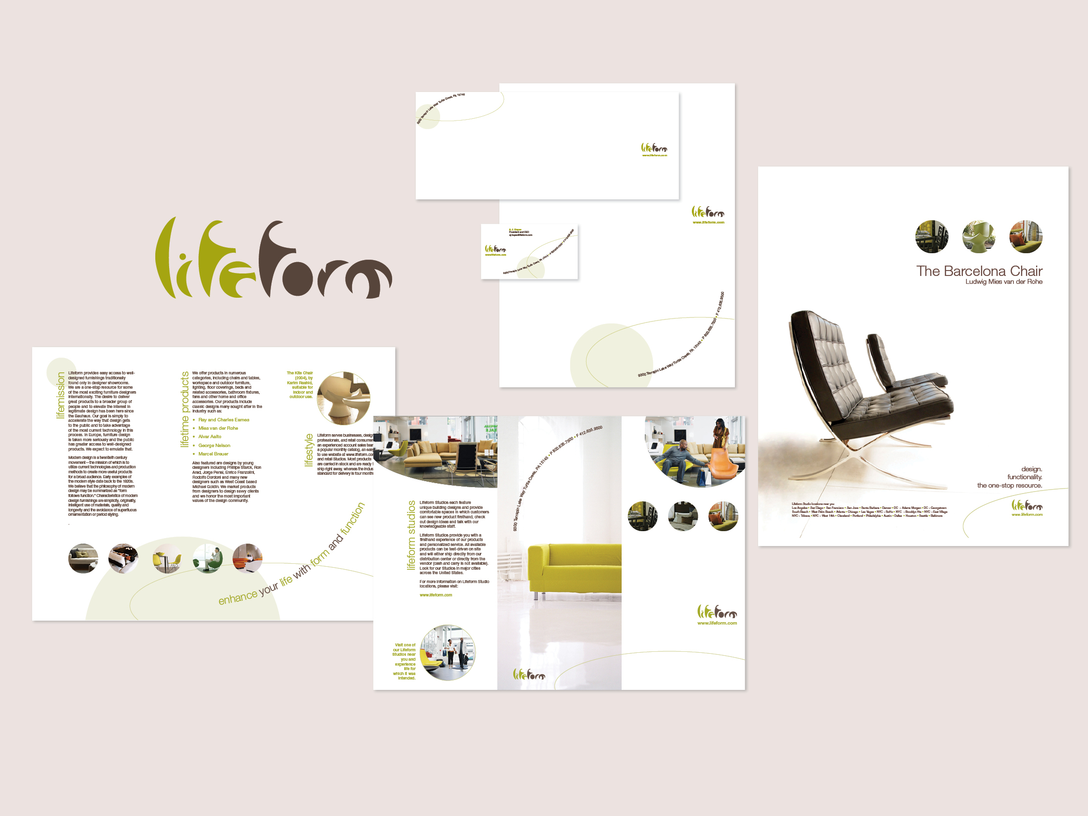 Lifeform Brand Identity Suite