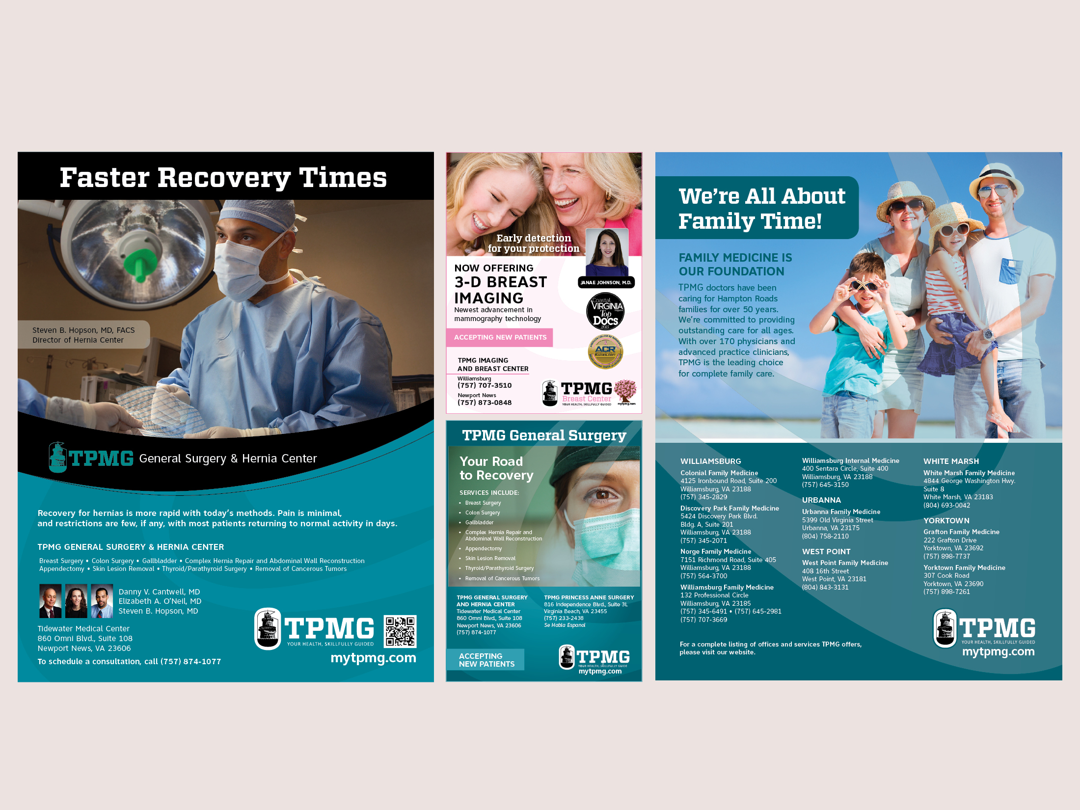 TPMP Advertising Campaign