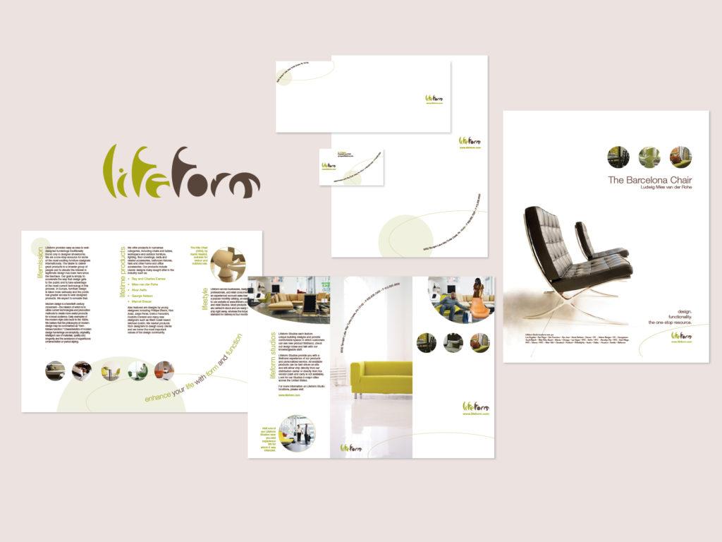 Lifeform Brand Identity Suite