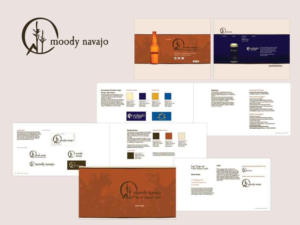 Moody Navajo Corporate Brand